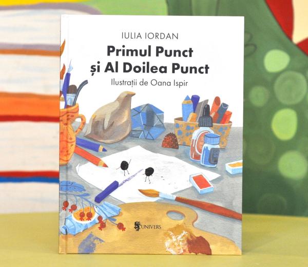 PRIMUL PUNCT ȘI AL DOILEA PUNCT - Iulia Iordan [0]