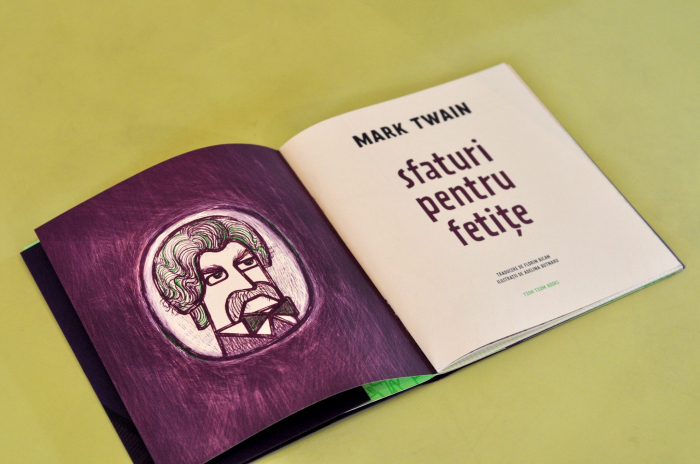 SFATURI PENTRU FETIȚE - Mark Twain 1