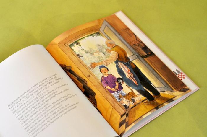 SUPA BUNICULUI - de Eiko Kadono, cu ilustrații de Satomi Ichikawa 4