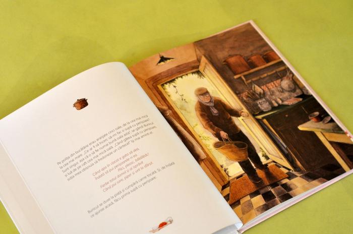 SUPA BUNICULUI - de Eiko Kadono, cu ilustrații de Satomi Ichikawa 2