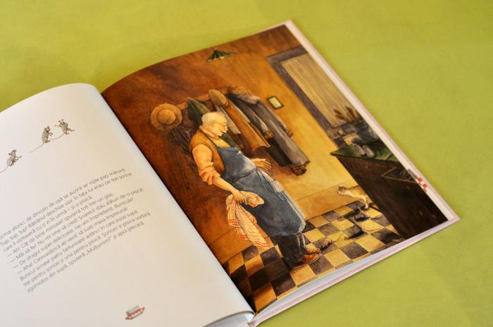 SUPA BUNICULUI - de Eiko Kadono, cu ilustrații de Satomi Ichikawa 3