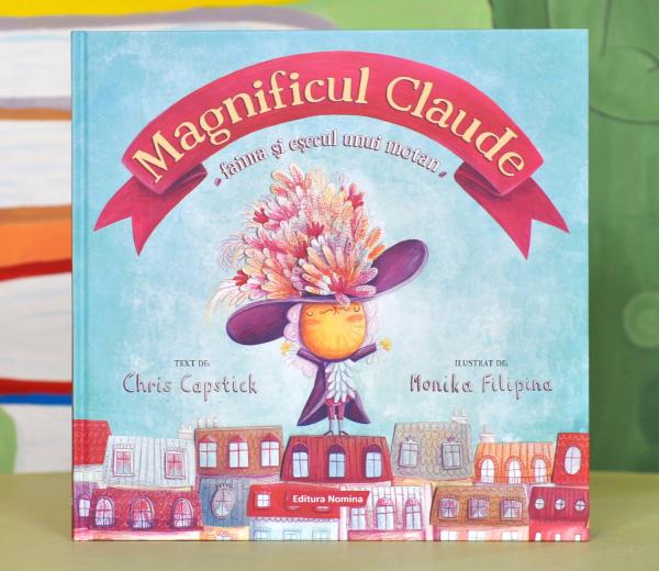 MAGNIFICUL CLAUDE - Chris Capstick 0