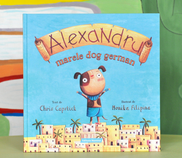 ALEXANDRU, MARELE DOG GERMAN - Chris Capstick 0