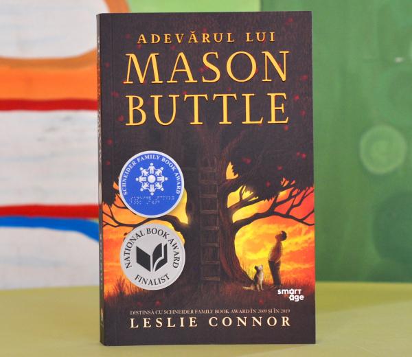 ADEVĂRUL LUI MASON BUTTLE - Leslie Connor 0