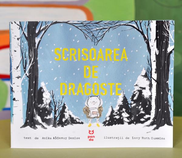 SCRISOAREA DE DRAGOSTE - Anika Aldamuy Denise 0