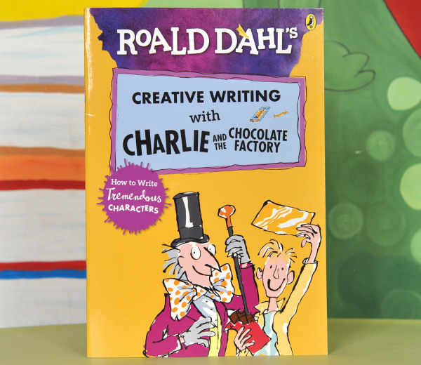 ROALD DAHL'S CREATIVE WRITING WITH CHARLIE AND THE CHOCOLATE FACTORY 0