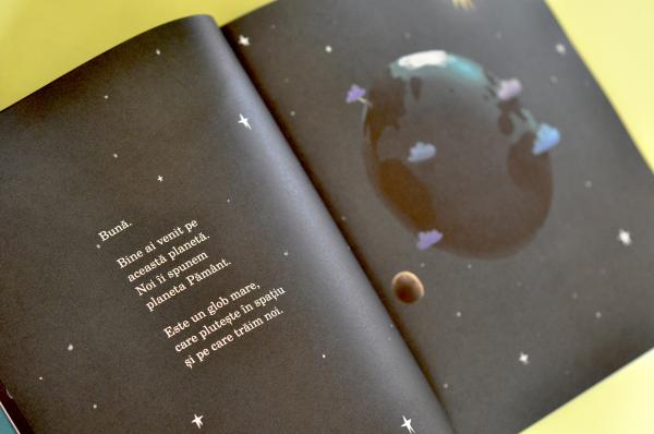 NOI SUNTEM AICI - Note despre viață pe planeta Pământ - Oliver Jeffers [1]