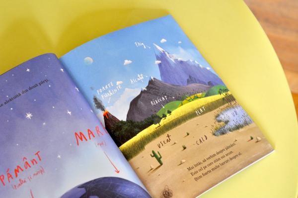 NOI SUNTEM AICI - Note despre viață pe planeta Pământ - Oliver Jeffers [2]