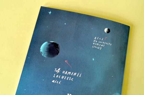NOI SUNTEM AICI - Note despre viață pe planeta Pământ - Oliver Jeffers [5]