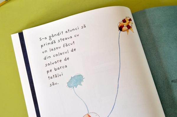 CUM SĂ PRINZI O STEA - Oliver Jeffers [3]