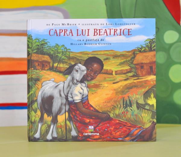 CAPRA LUI BEATRICE -  Page McBrier 0