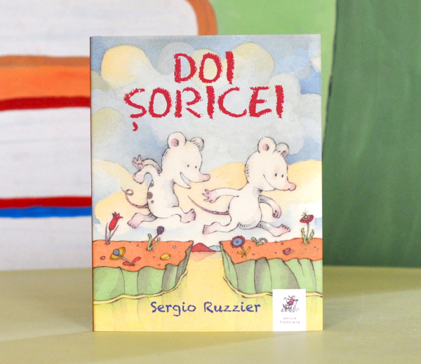 DOI ȘORICEI - Sergio Ruzzier 0
