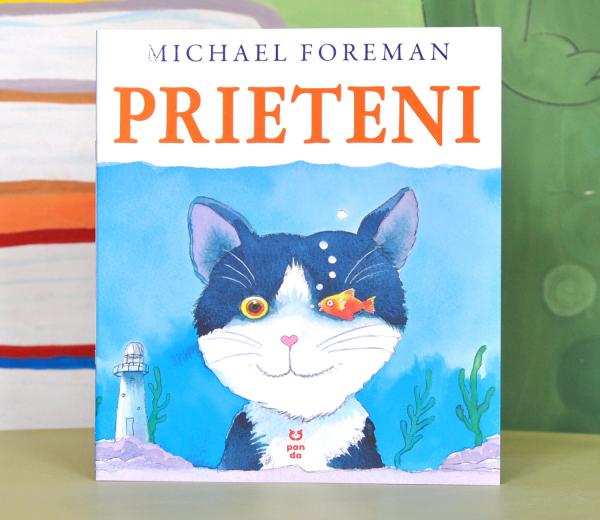 PRIETENI - Michael Foreman 0
