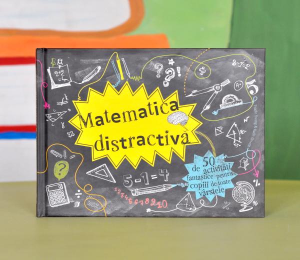 MATEMATICA DISTRACTIVĂ - Tracie Young, Katie Hewett 0