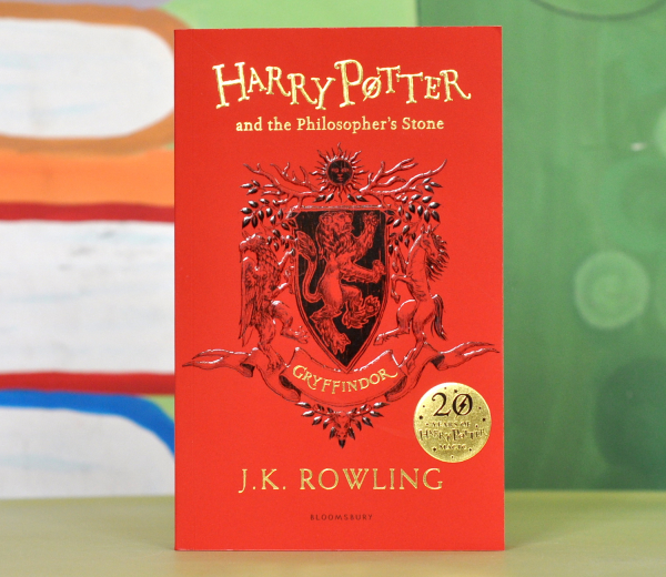 HARRY POTTER AND THE PHILOSOPHER'S STONE - Gryffindor Edition - J.K. Rowling 0