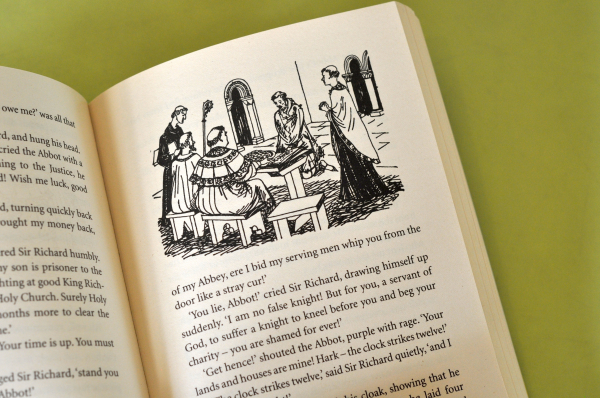 THE ADVENTURES OF ROBIN HOOD - Roger Lancelyn Green 3