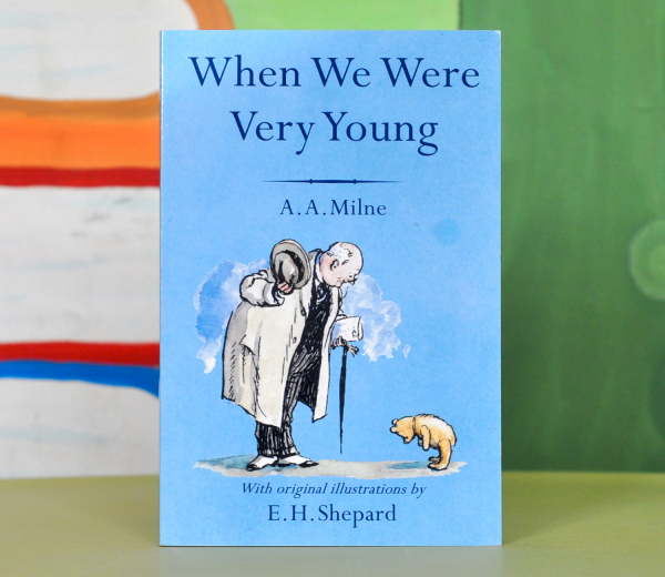 WHEN WE WERE VERY YOUNG (WINNIE-THE-POOH) - A.A.Milne [0]