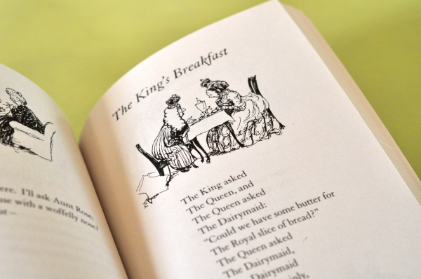 WHEN WE WERE VERY YOUNG (WINNIE-THE-POOH) - A.A.Milne [2]