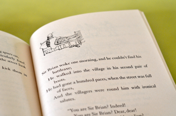 WHEN WE WERE VERY YOUNG (WINNIE-THE-POOH) - A.A.Milne 3