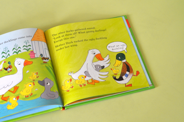 THE UGLY DUCKLING (LADYBIRD FIRST FAVOURITE TALES) 2