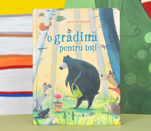 O GRĂDINĂ PENTRU TOȚI - Laura Bednarski [0]