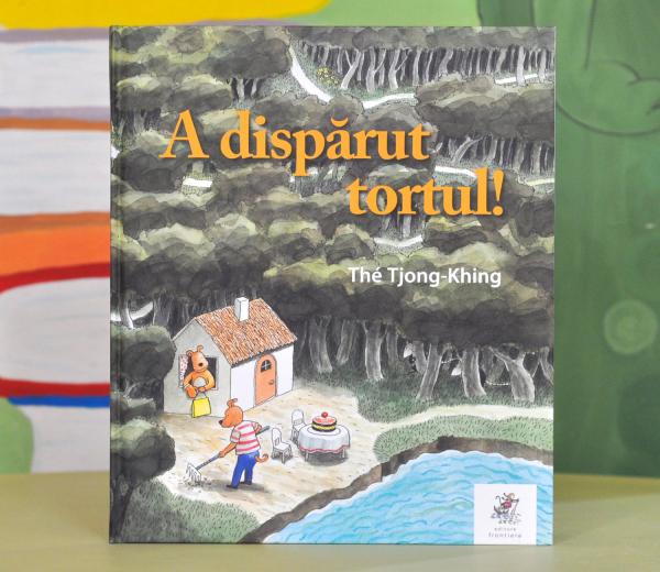 A DISPĂRUT TORTUL – Thé Tjong-Khing 0