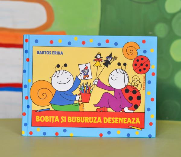 BOBIŢĂ ŞI BUBURUZĂ DESENEAZĂ - Bartos Erika 0