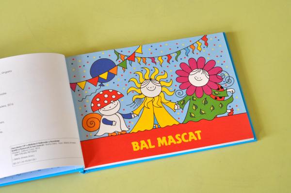 BOBIŢĂ ŞI BUBURUZĂ LA BAL MASCAT - Bartos Erika 1