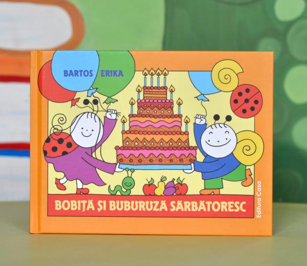 BOBIŢĂ ŞI BUBURUZĂ SĂRBĂTORESC - Bartos Erika 0