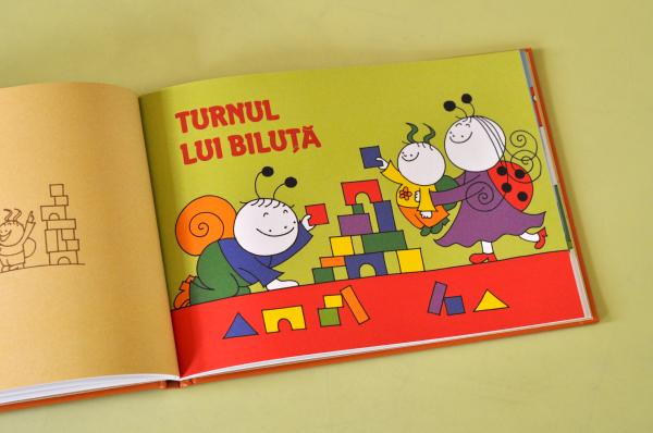 BOBIȚĂ ȘI BUBURUZĂ CONSTRUIESC - Bartos Erika [2]