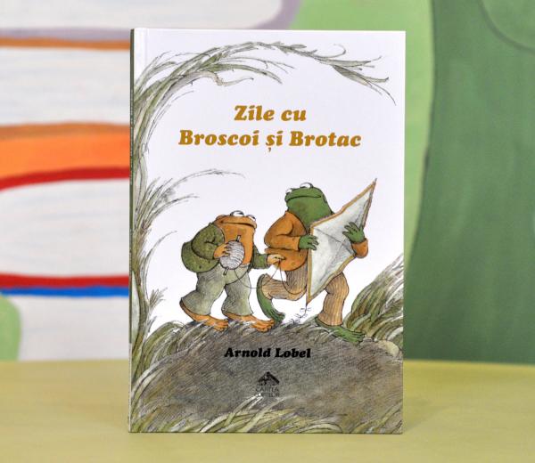 ZILE CU BROSCOI ȘI BROTAC - Arnold Lobel 0