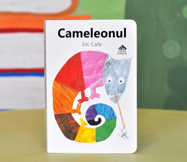 CAMELEONUL - Eric Carle 0