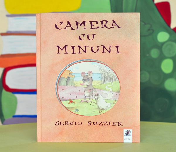 CAMERA CU MINUNI -  Sergio Ruzzier 0