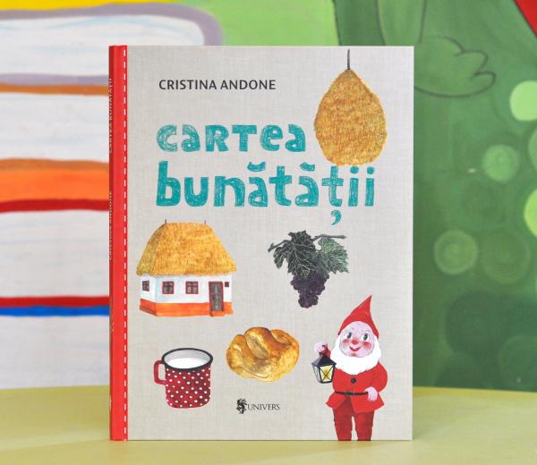 CARTEA BUNĂTĂȚII - Cristina Andone [0]