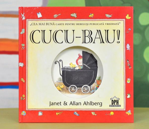 CUCU-BAU! - Janet și Allan Ahlberg 0