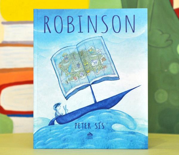 ROBINSON - Peter Sís 0