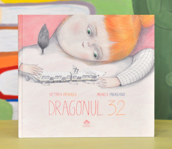 DRAGONUL 32 - Victoria Pătrașcu 0