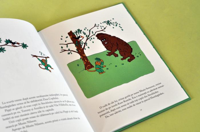 PIPPI ȘOSEȚICA ÎN PARC - Astrid Lindgren, Ingrid Vang Nyman [4]