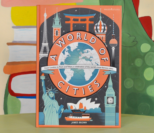 A WORLD OF CITIES - James Brown 0