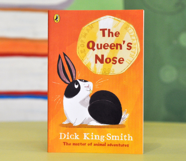 THE QUEEN'S NOSE - Dick King-Smith 0