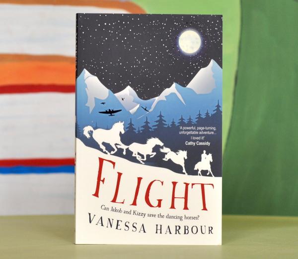 FLIGHT - Vanessa Harbour [0]