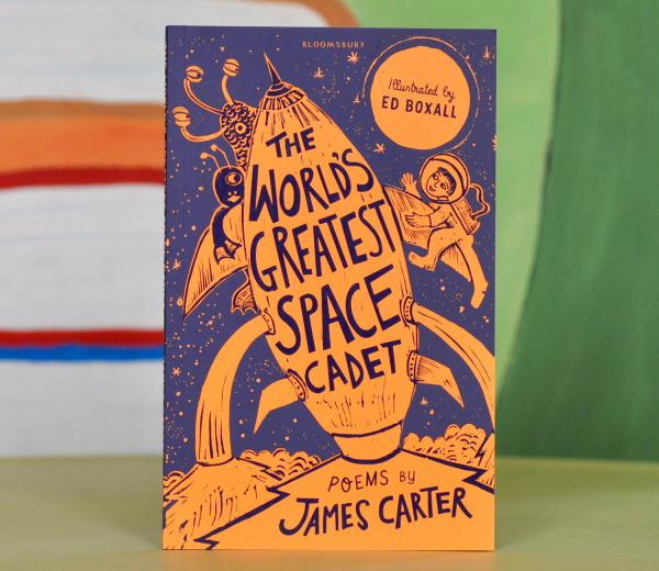 THE WORLD'S GREATEST SPACE CADET - James Carter 0