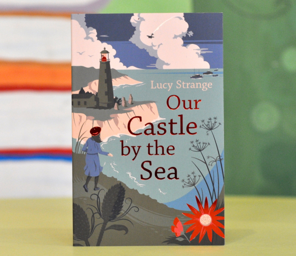 OUR CASTLE BY THE SEA - Lucy Strange 0