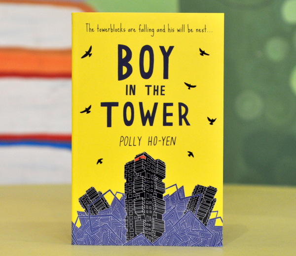 BOY IN THE TOWER - Polly Ho-Yen 0