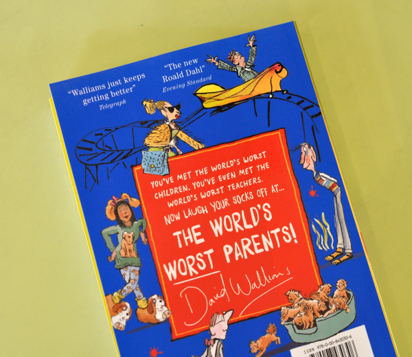 THE WORLD'S WORST PARENTS - David Walliams 5