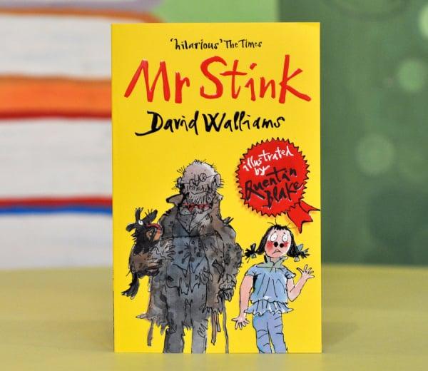 MR STINK - David Walliams 0