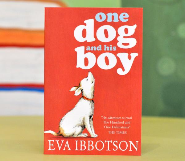 ONE DOG AND HIS BOY - Eva Ibbotson [0]