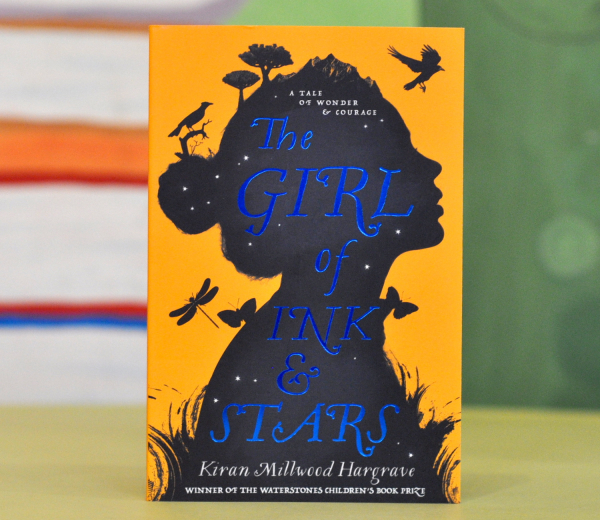 THE GIRL OF INK & STARS - Kiran Millwood Hargrave 0