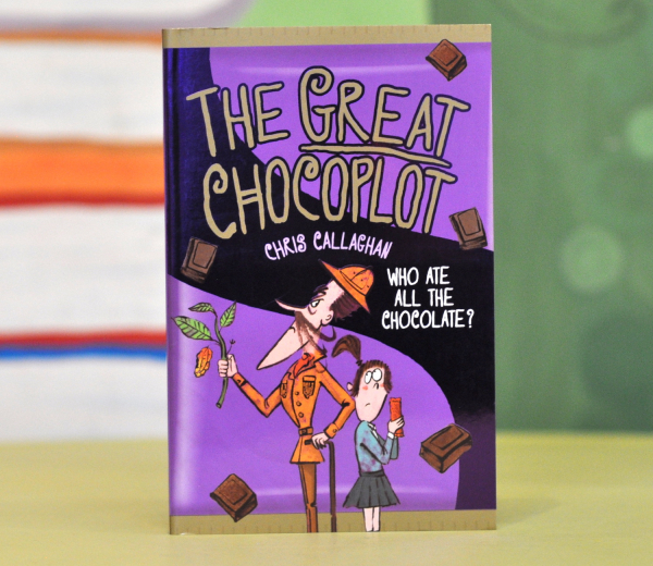 THE GREAT CHOCOPLOT - Chris Callaghan 0