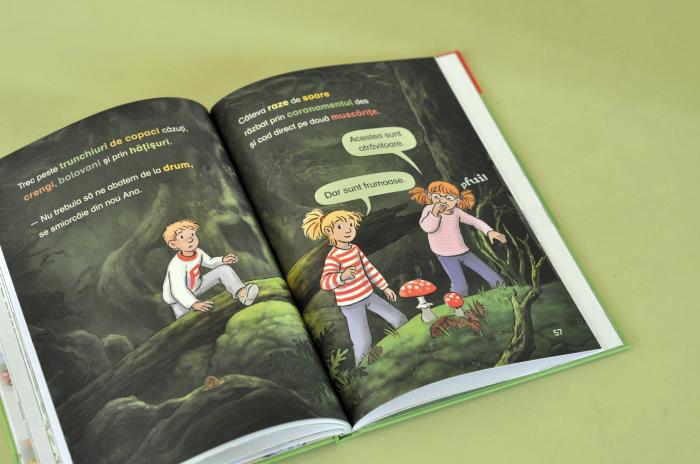 CONNI ȘI DETECTIVII PĂDURII - Julia Boehme [4]
